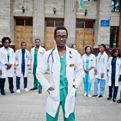 group-african-doctors